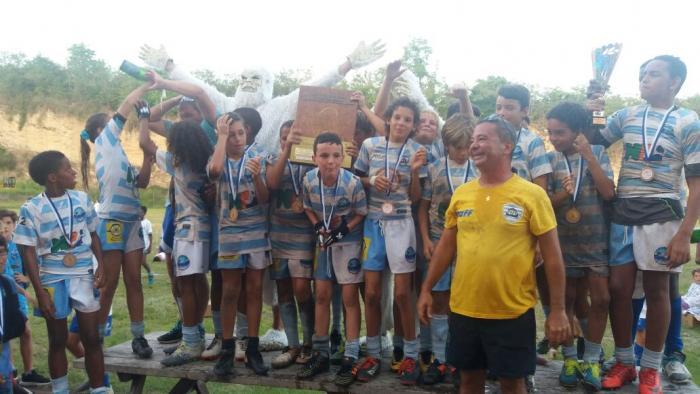 Rugby : plus de 300 participants au Challenge Rene Danne