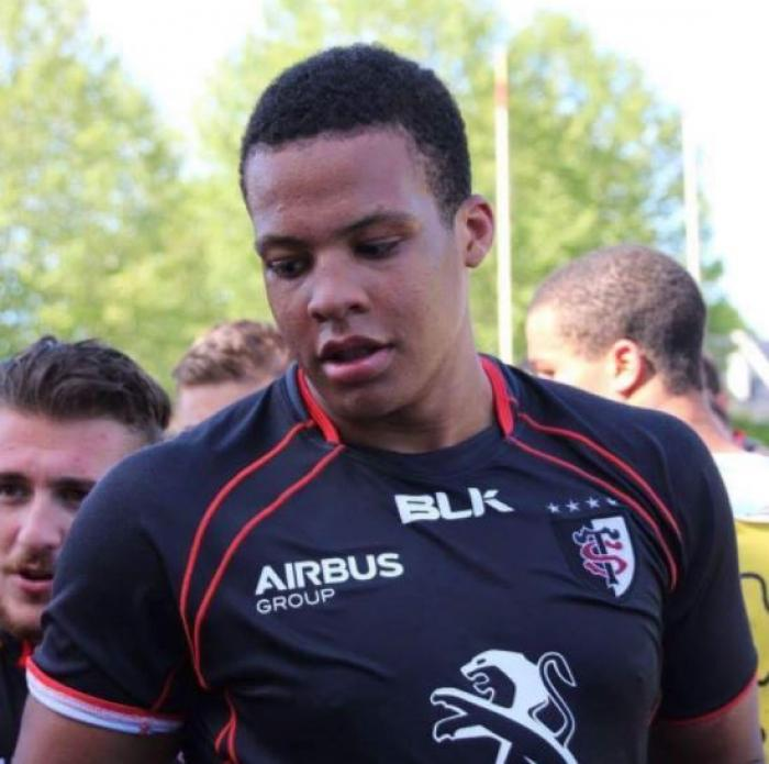 Rugby : un guadeloupéen en équipe de France U20