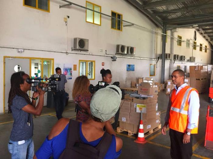 Saison cyclonique : EDF Martinique prend les devants
