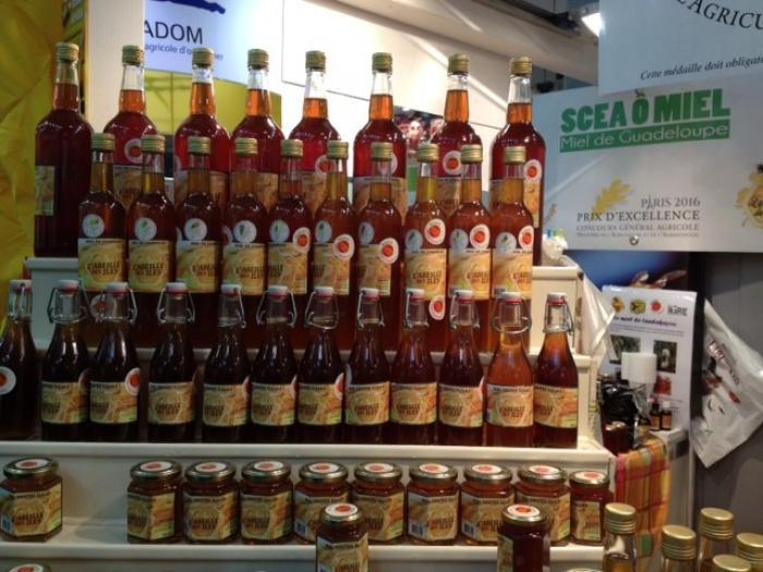 Salon de l'Agriculture : 4 médailles pour le miel guadeloupéen !