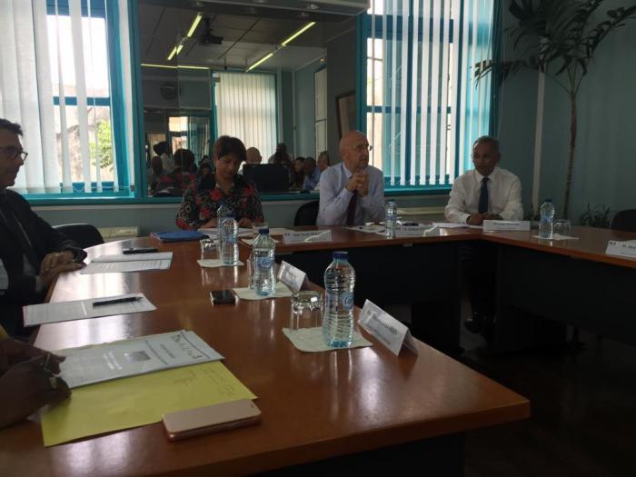 Sargasses: les entreprises de Guadeloupe ne sont pas oubliées