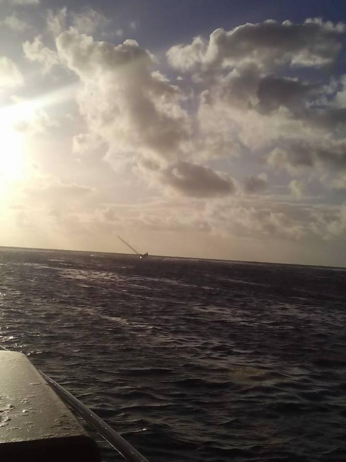 Sauvetage en mer à Petite-Terre