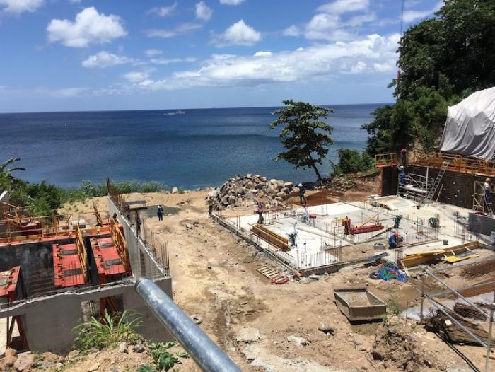 Schoelcher : l'enrochement de l'Anse Gouraud devra être détruit