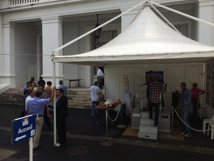 Semaine Réplik : tous les établissements du secondaire seront évacués