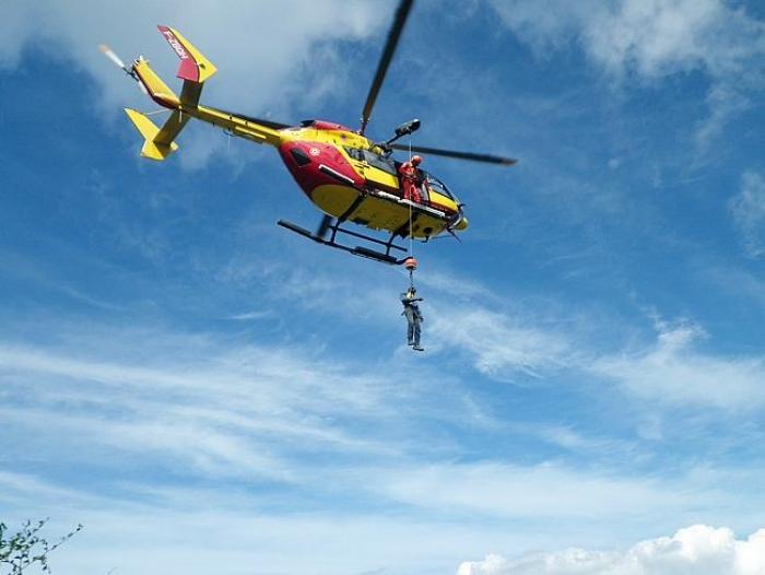 Sept personnes secourues en mer au large de Trinité