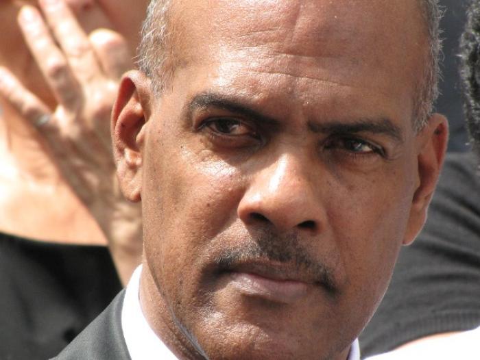 Serge Letchimy en Guadeloupe pour une mission de persuasion