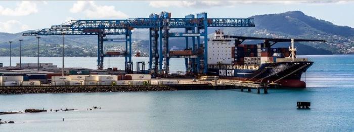 Seulement 0,4% de croissance en Martinique en 2015