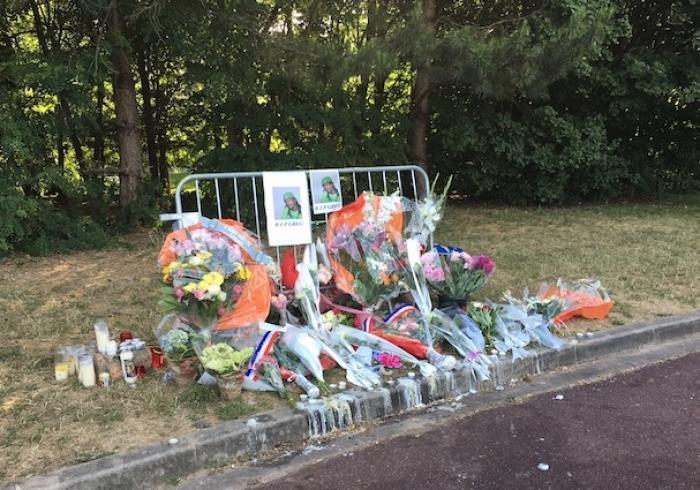 Sevran: hommage un an après la mort de Grégory Hatil