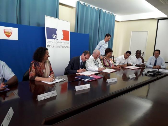 Signature du Bouclier Qualité Prix 2019