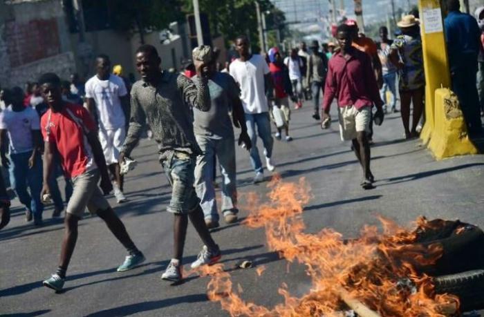 Six morts depuis le début des tensions en Haïti