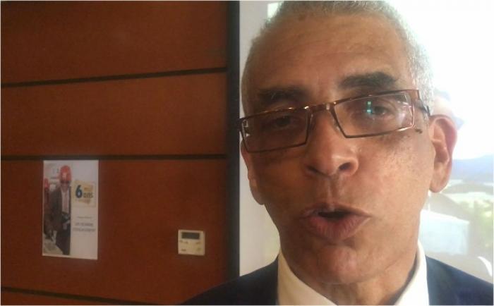 Sé fini, sé pri fin pour le directeur général de l'ARS Martinique Christian Ursulet