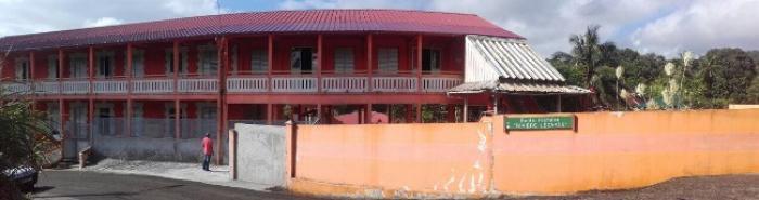 Séisme : l'école de Rivière Lézarde au Gros-Morne fermée après des fissures sur les murs