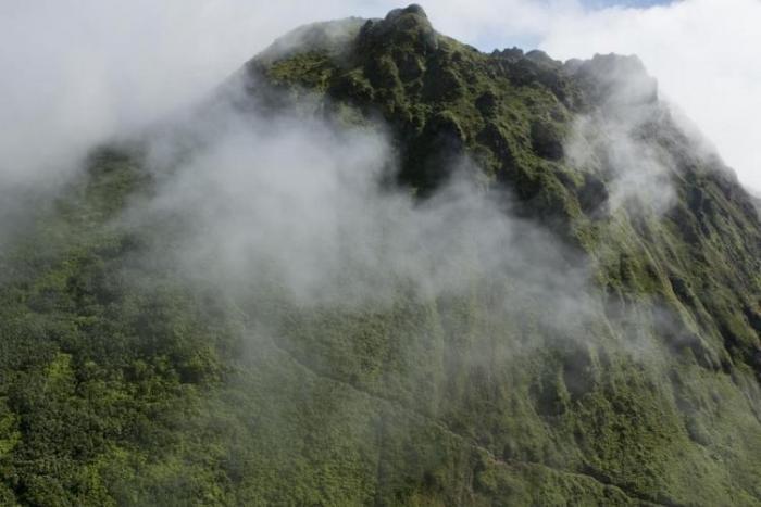 Séquence de séismes dans la zone de la Soufrière