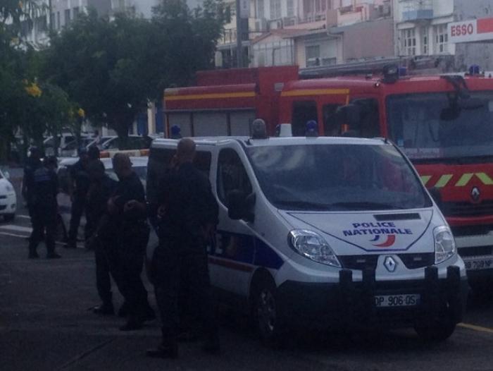 Série de fausses alertes à la bombe en Martinique