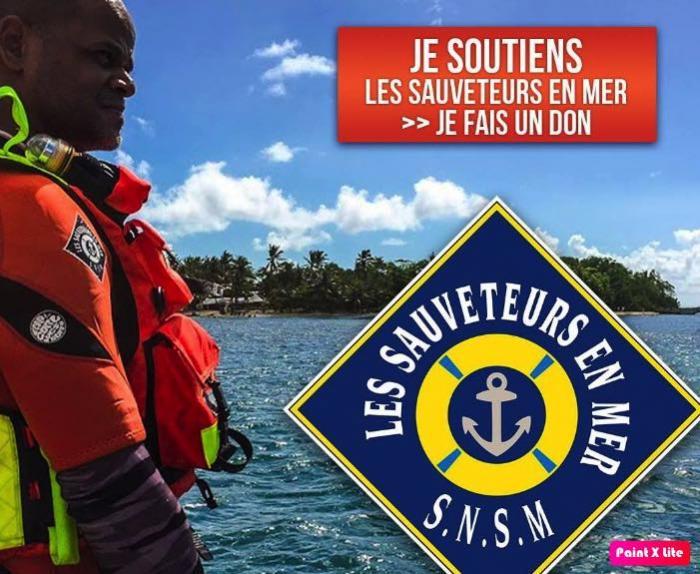 SNSM: Denis Brudey en appelle aux bénévoles guadeloupéens