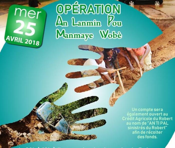 """Solidarité : opération """"An Lanmin Pou Manmaye Wobè"""", ce mercredi"""