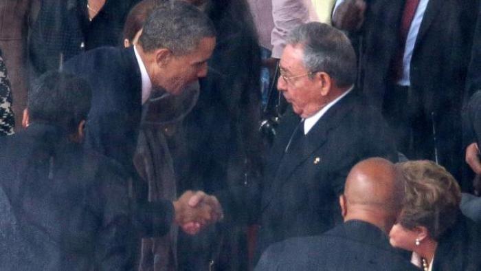 Sommet des Amériques : Barack Obama et Fidel Castro scellent leurs relations