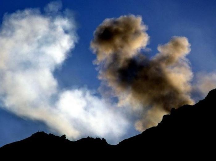 Soufrière : l'activité fumerollienne gagne en intensité