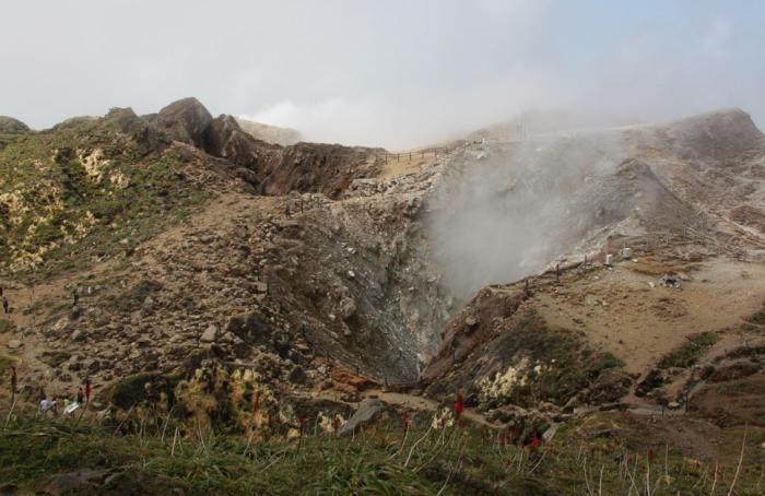 Soufrière : la sismicité du volcan est en progression