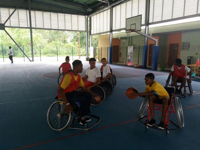 Sport pour tous à l'IMS
