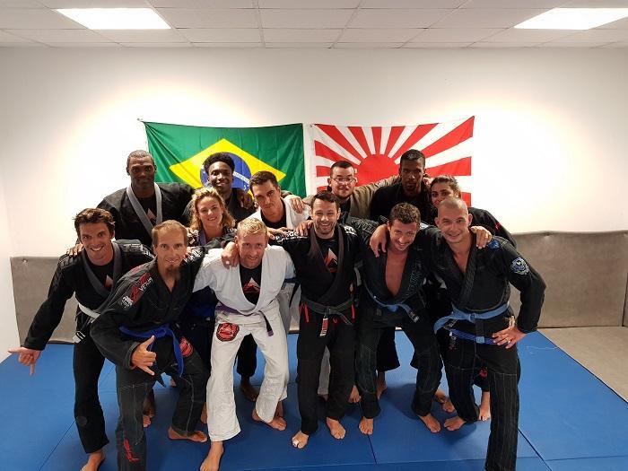 Stage de Jiu-Jitsu Brésilien en Martinique avec Emmanuel Fernandez