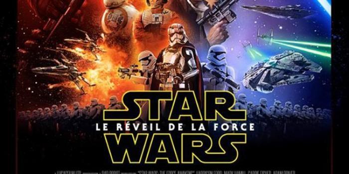 """Star Wars : """"Les effets spéciaux sont vraiments géniaux"""""""
