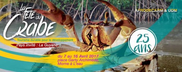 Succès de la fête du crabe à Morne-à-l'Eau
