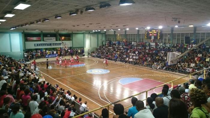 Suite du championnat de la Martinique de basket