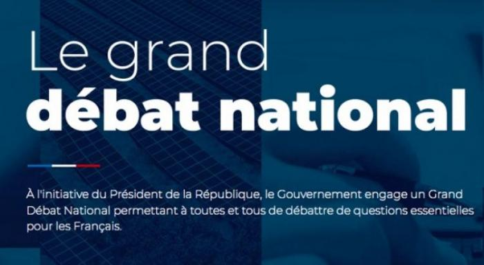 Suivez le grand débat national avec nos élus d'Outre-mer en direct vidéo