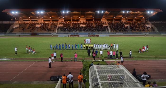 Suivez le match Martinique - Curaçao en live