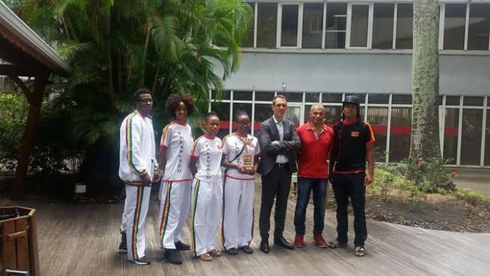 Taekwondo: la Guadeloupe en route pour les mondiaux