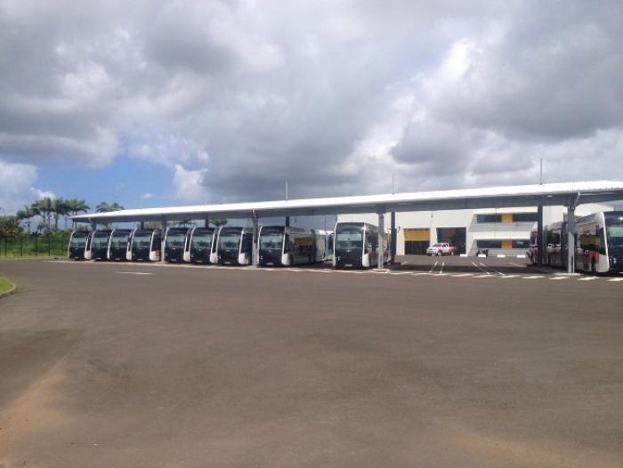TCSP : de la maintenance pour des bus qui ne roulent pas