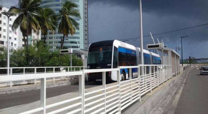 TCSP : la poursuite de la marche à blanc avec des passagers autorisée