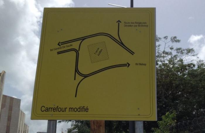 TCSP : Le visage du Boulevard Général de Gaulle a changé !