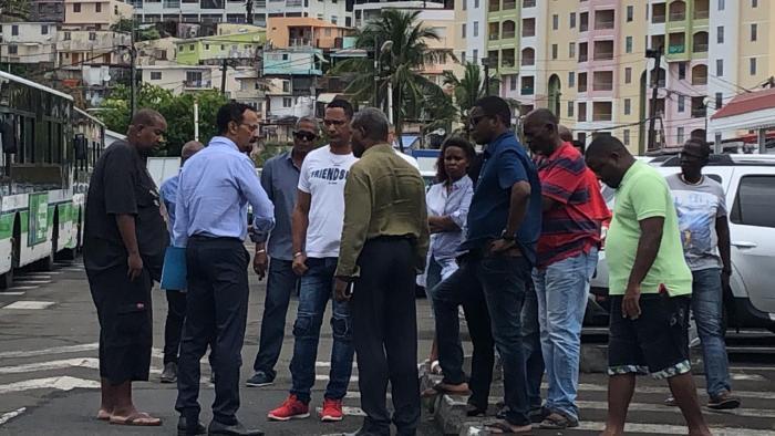 TCSP, réseau Mozaïk : une réunion prévue entre la CFTU et Martinique Transports cet après-midi