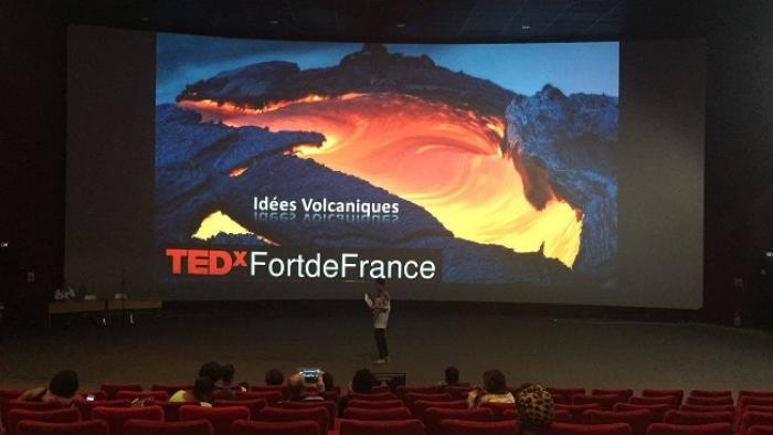 TEDx Fort-de-France 2016 sous l'influence du volcan
