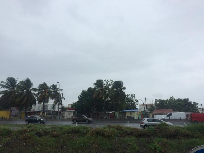 Tempête Erika : Route de Guadeloupe informe sur l'état du trafic