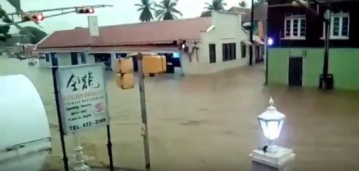 Tempête Harvey : la Barbade durement touchée