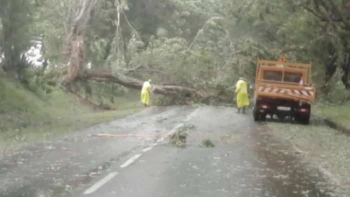 Tempête Matthew : déjà 20 000 personnes sans électricité