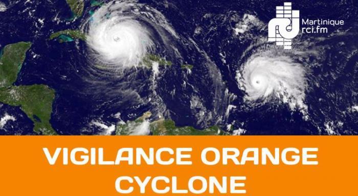 Tempête tropicale KIRK : vigilance cyclonique orange maintenue