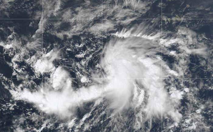 Tempête tropicale Nadine : pas de menace pour les Antilles