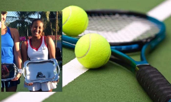 Tennis : Irina Ramialison affrontera Maria Fernanda Alves
