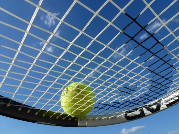 Tennis : l'Antillais a été battu par le Slovaque
