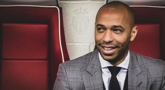 Thierry Henry suspendu de ses fonctions d'entraîneur à l'AS Monaco