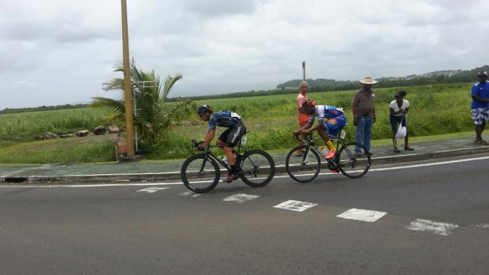 Thomas Vaubourzeix remporte la 7ème étape entre Ducos et les Anses-d'Arlets
