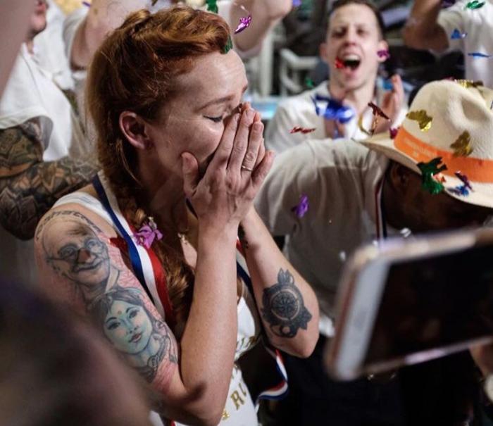Ti Punch Cup : victoire de l'américaine Bethany Ham