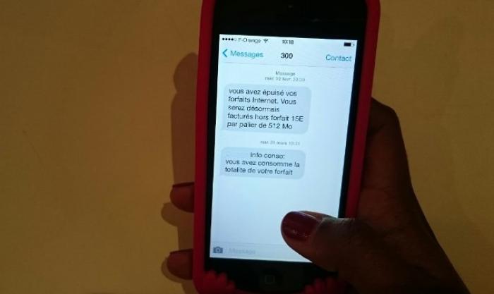 """Téléphonie mobile : """"La loi permet aux opérateurs de modifier les contrats"""""""