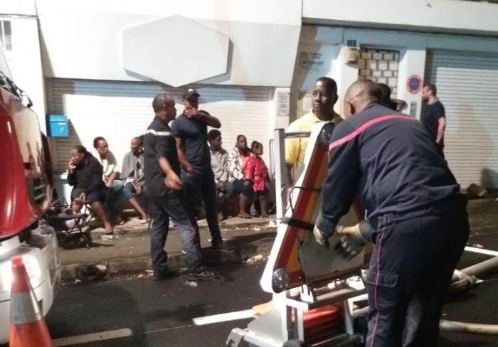 Témoignages sur l'accident du carnaval de Basse-Terre