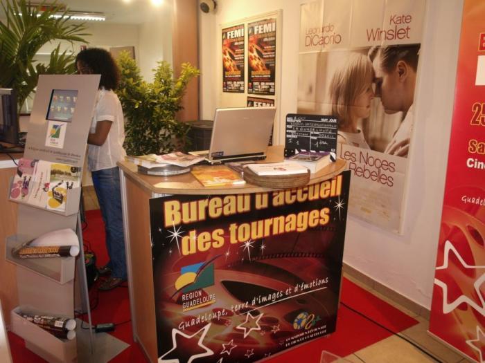 Toujours pas de Bureau d'Accueil des Tournages en Martinique