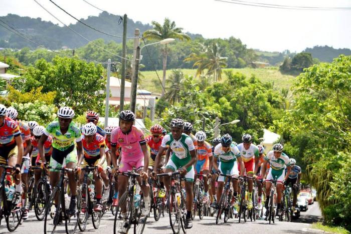 Tour cadets : Florian Saint-Louis en jaune avant la dernière étape